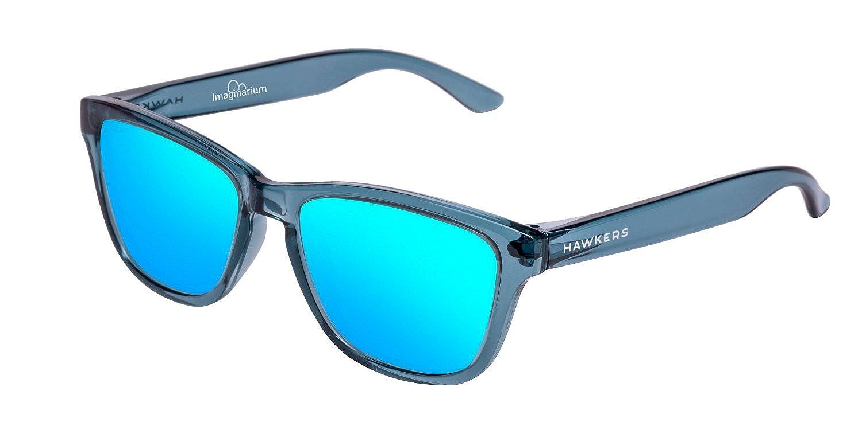 Hawkers Unisex Sonnenbrille Kids x Imaginarium-Blue Sharks, Blau Azul, 65 IMAGTR01