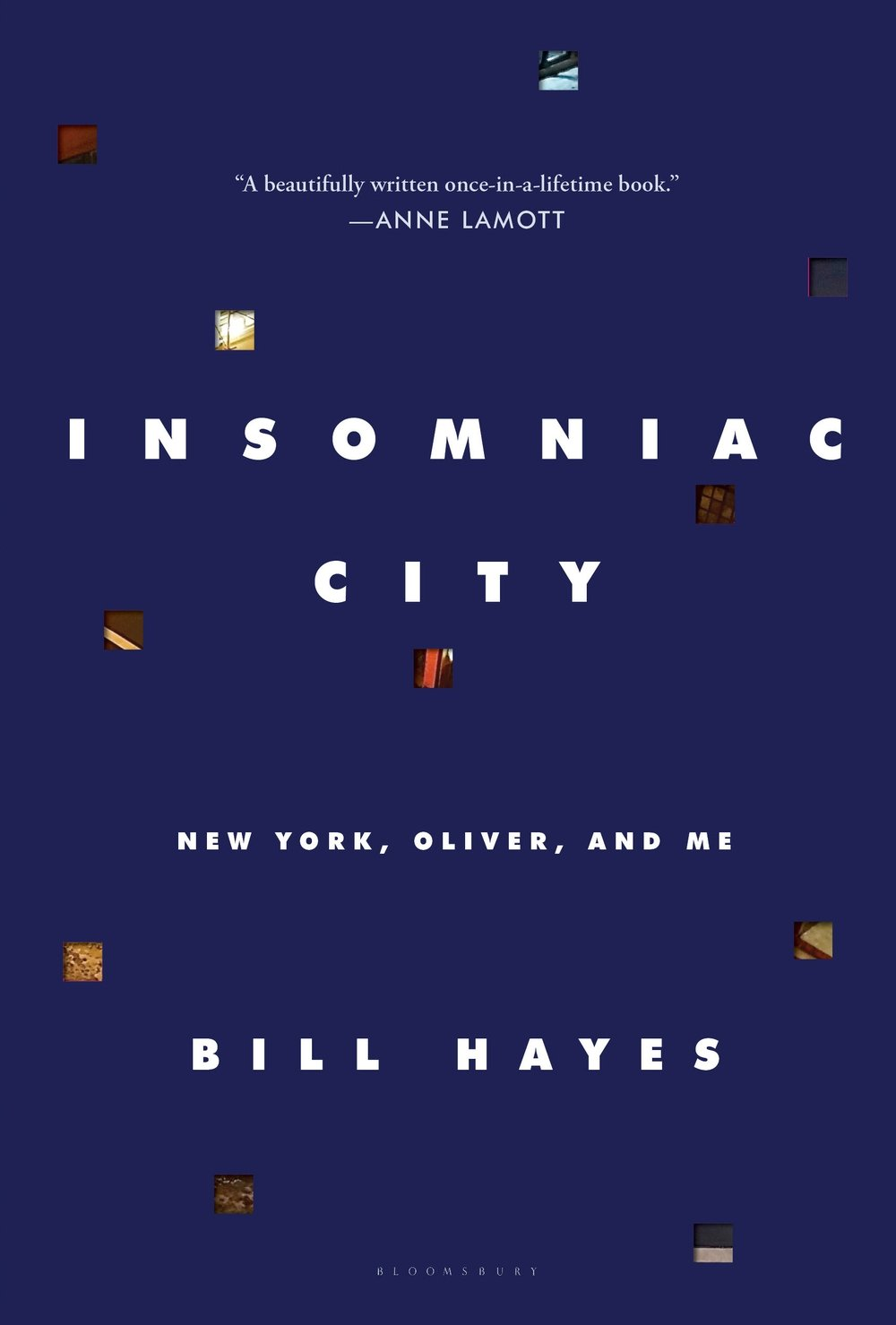 Insomniac City: New York, Oliver, And Me: Bill Hayes: 9781620404935:  Amazon: Books