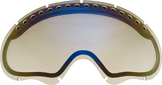 Amazon.com: Replacement Lenses For Oakley A Frame Snow Goggle Clear ...