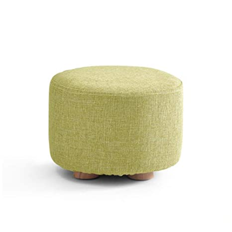 Amazon.com: Ybriefbag-Home - Taburete de madera estilo ...