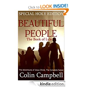 Beautiful People (4 Book Bundle - The Adventures of Jesus Christ Series)