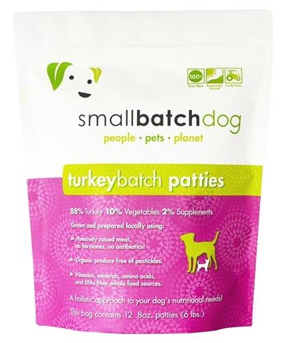 Pet Turkey - Small Batch Pets Freeze Dried Turkey Sliders for dogs, 14 ounces