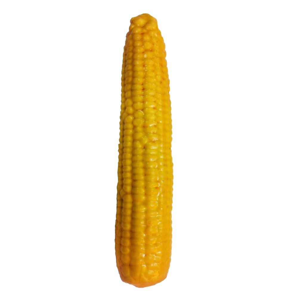 SODIAL(R) Realistic Fake Corn Artificial Decorative Vegetables Home Kitchen Decor by SODIAL(R) (Image #4)