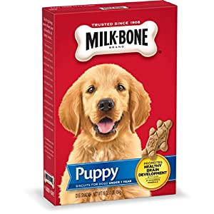 Amazon.com : Milk-Bone Original Puppy Dog Treats (6 Pack