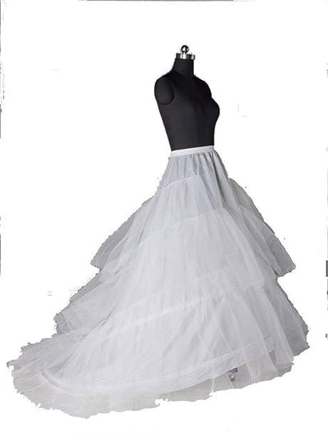 XYX Enaguas de la boda bridal dress crinoline petticoat vestido de novia wedding dress miriñaque underskirt