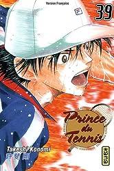 Prince du tennis Vol.39