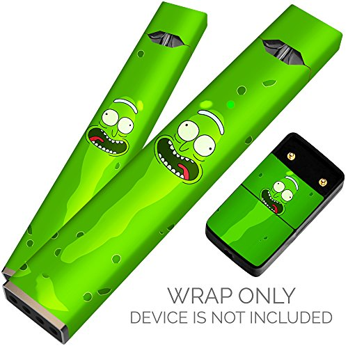 Original Skin Decal for PAX JUUL (Wrap Only, Device Is Not Included) - Protective Sticker (Pickle - Gucci Colors Logo