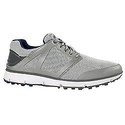Callaway Men's Balboa Vent 2.0 Golf Shoe, Grey, 10 D D Us