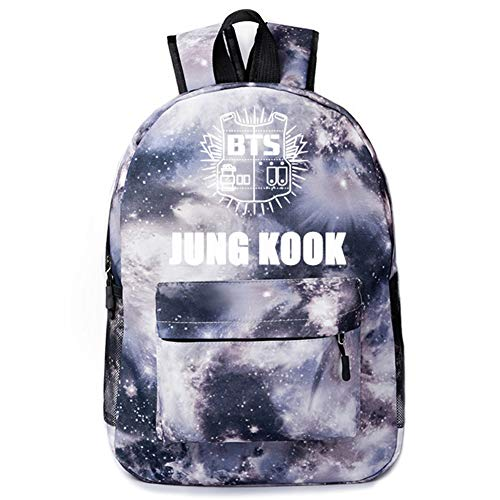 Loyal Kpop Bts Bantan Boys The Same Around Personalized Signature Limited Edition School Bag Student School Bag Notebook Backpack Reasonable Price Luggage & Bags Kids & Baby's Bags
