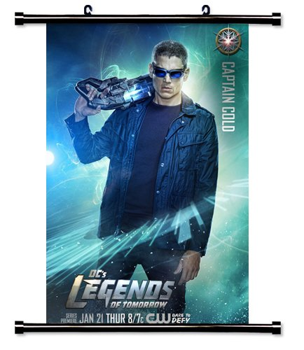 DC's Legends of Tomorrow TV Show Fabric Wall Scroll Poster