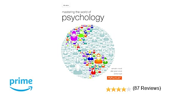 Amazon mastering the world of psychology plus new mylab amazon mastering the world of psychology plus new mylab psychology with etext access card package 5th edition 9780205969562 samuel e wood fandeluxe Image collections