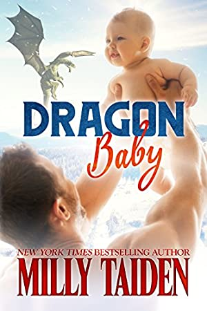 book cover of Dragon Baby