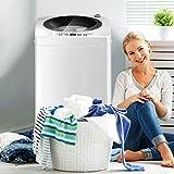 Giantex Portable Compact Full-Automatic Laundry 8