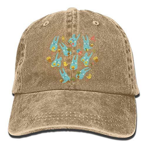 Denim Men Women Hats Sport Cowgirl Cowboy Hat Cap Skull for Cat Abstract EqxaRwHPv