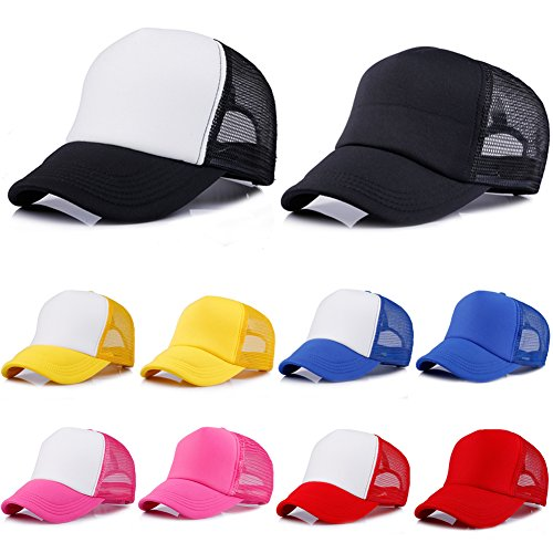 MEXUD Children Toddler Infant Hat Peaked Baseball Beret Kids Cap Hats