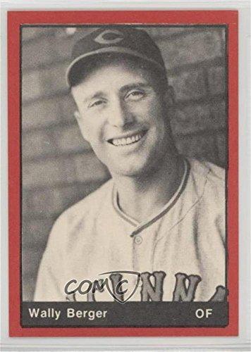Wally Berger (Baseball Card) 1977 TCMA 1939-40 Cincinnati Reds - [Base] #2
