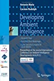 Developing Ambient Intelligence, Gomez, Antonio Mana, 2287785434