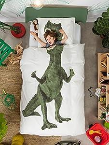 SNURK SNURK Duvet Set Dinosaur