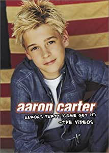 Amazon Com Aaron Carter Aaron S Party Come Get It