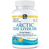 Nordic Naturals - Arctic CLO, Heart and Brain Health, and Optimal...