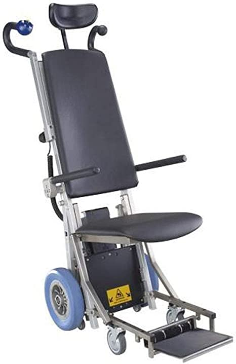 Ancianos Discapacitados Escalera Eléctrica Escalada en Coche Silla de Ruedas, Discapacitados Ancianos Silla de Ruedas Portátil, Transporte de Escaleras Arriba Y Abajo, Herramienta de Viaje de Cuatro: Amazon.es: Deportes y aire libre