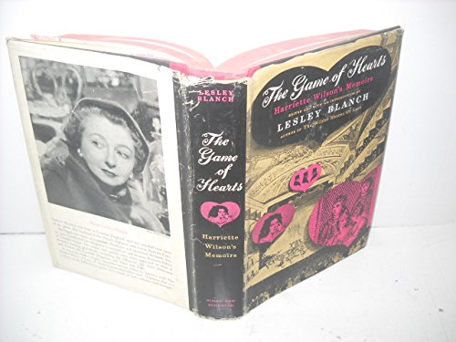 The Game Of Hearts by Lesley Blanch