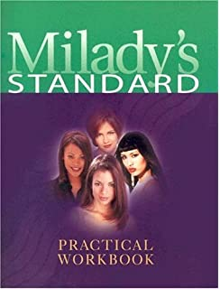 Miladys standard textbook of cosmetology milady 9781418025731 standard textbook of cosmetology practical workbook fandeluxe Images