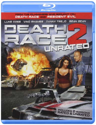 Blu-ray : Death Race 2 (With DVD, Widescreen, , Dubbed, Dolby)