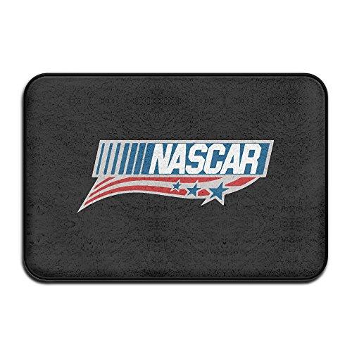 (Fengziya Nascar Stock Car Auto Racing Doormats / Entrance Rug Floor Mats)