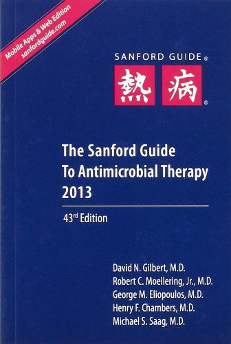 Sanford Guide to Antimicrobial Therapy (Sanford Guides)