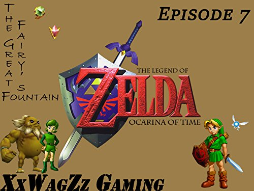 Clip: The Legend of Zelda Ocarina of Time Episode 7 (Legend Of Zelda Ocarina Of Time Owl)
