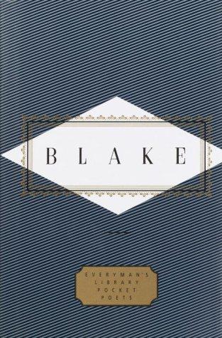 Blake: Poems (Everyman's Library Pocket Poets Series) [William Blake] (Tapa Dura)