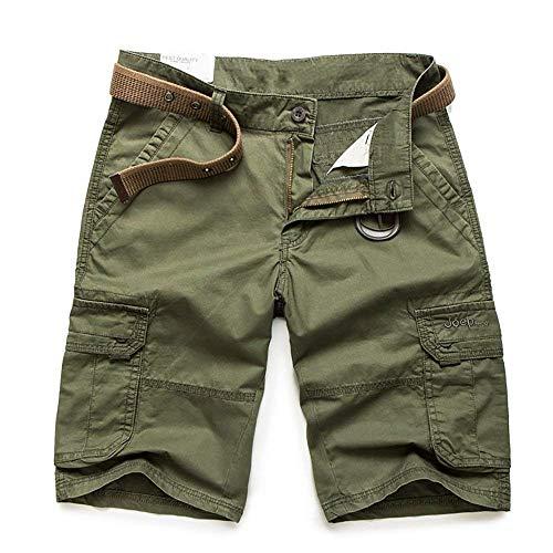 Short Armee Hommes Army Garçons Pantalon 8 Unie Amples Bermuda Pour Cargo Loisirs Travail Vêtements Demi Fashion grün Fête D'été De Couleur Lannister pzXwqnB5X