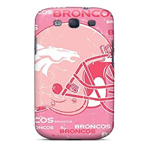 (bXO1936vxVT)durable Protection Case Cover For Galaxy S3(denver Broncos)