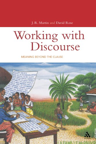 Working with Discourse: Meaning Beyond the Clause (Open Linguistics)