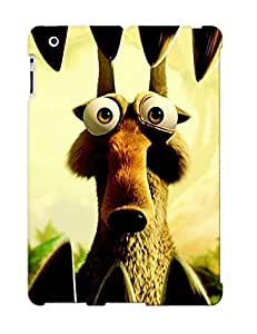 Flexible Tpu Back Case Cover For Ipad air - Ice Age