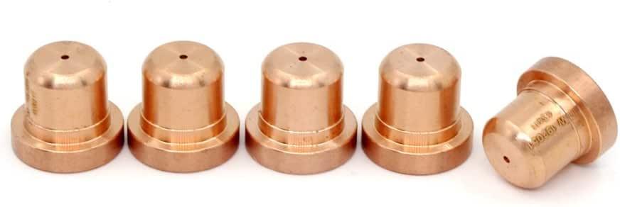 Miller Model 192051 55 Amp Air Tip for ICE-55C//55CM Plasma Torch 5 PER CASE