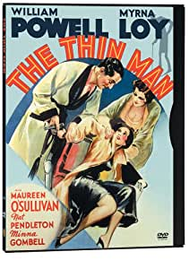 The Thin Man (Full Screen)