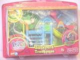 Dora's Backyard Playset –  Dora the Explorer Talking House, Baby & Kids Zone