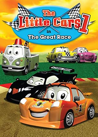 Amazon Com Little Cars The Great Race Little Cars N A