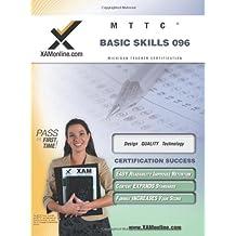 MTTC Basic Skills 96 Teacher Certification Test Prep Study Guide