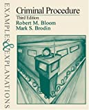 img - for Criminal Procedure: Examples and Explanations (Examples & Explanations Series) book / textbook / text book