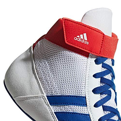 Y Lona Hombre Libre Lucha Zapatillas Blanco De Adidas Para Azul IAZqwc8ZH
