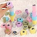 32ピース ジェンガ 子供 おもちゃ つみき 木製パズル 数字 知育玩具