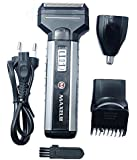 Maxel Nova AK952 Men's Multifunctional Nose Beard Trimmer