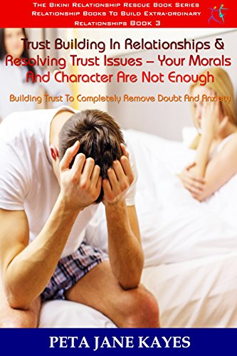 Book: Trust Building - The Bikini Relationship Rescue Series Book 3 by Peta Jane Kayes
