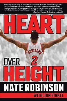 Heart Over Height by [Robinson, Nate, Finkel, Jon]