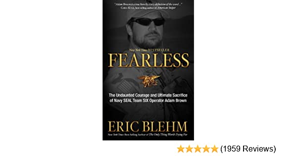 Amazon com: Fearless: The Undaunted Courage and Ultimate