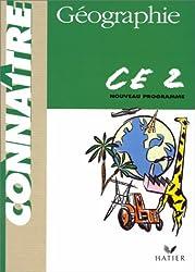 Connaître : Géographie, cycle 3 : CE2