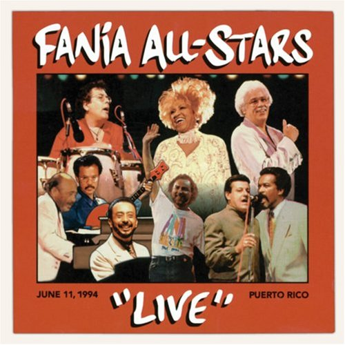 June 11, 1994 ''Live'' in Puerto Rico by FANIA RECORDS